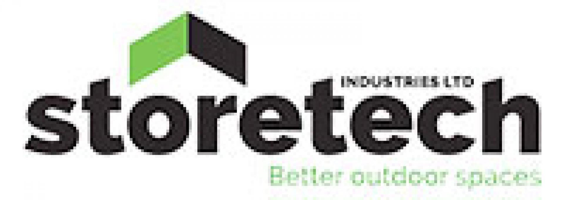 Logo of Storetech Sheds